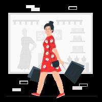 Shopping-pana